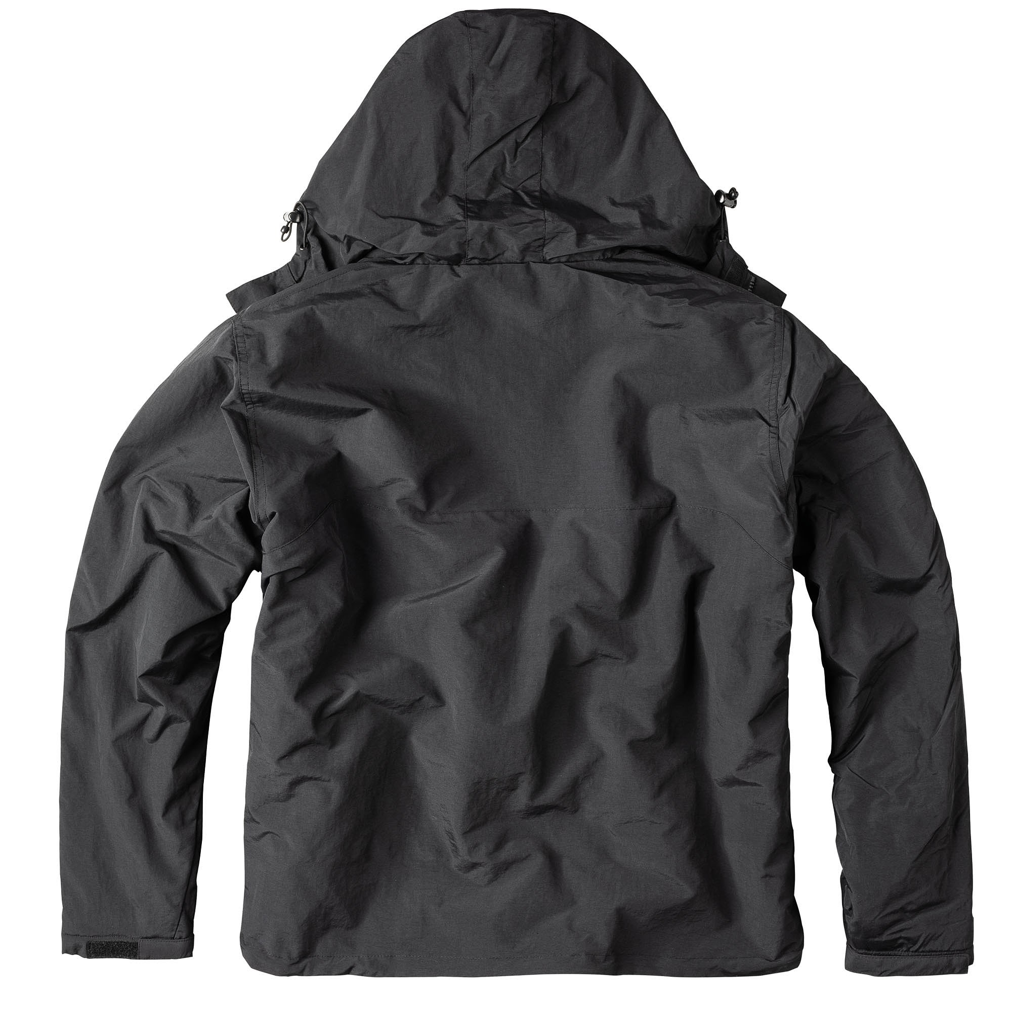 Bunda WINDBREAKER ZIPPER ČERNÁ SURPLUS 20-7002-03 L-11
