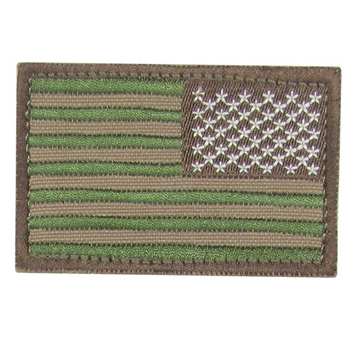 Nášivka vlajka US revers MULTICAM®