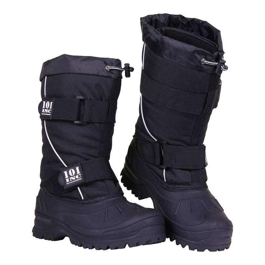 Boty zimní vysoké do sněhu s vložkou Thinsulate 101INC 235202 L-11
