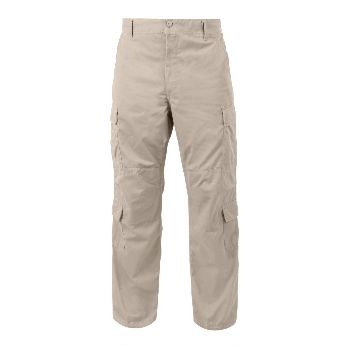 ROTHCO | Kalhoty VINTAGE PARATROOPER STONE
