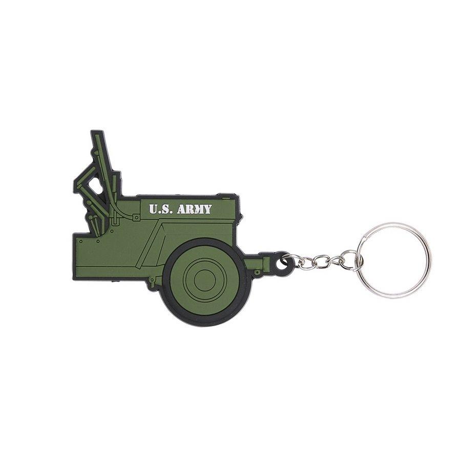 Klíčenka Jeep U.S. Army FOSTEX 251552-3614 L-11