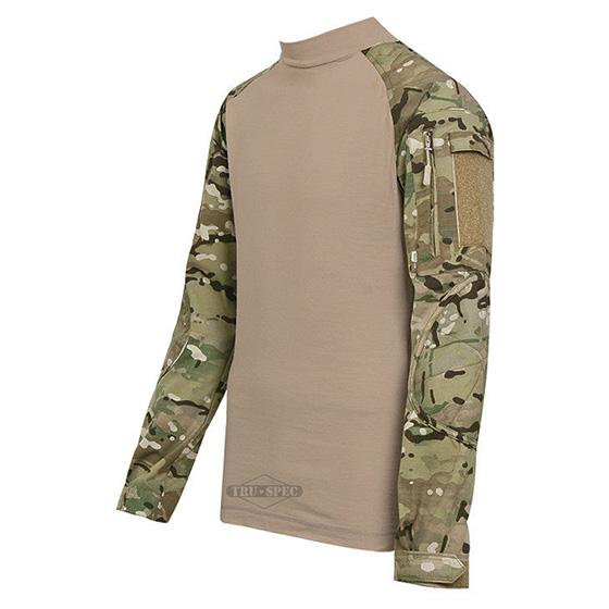 Košile taktická COMBAT Cordura rip-stop MULTICAM® TRU-SPEC 2534000 L-11