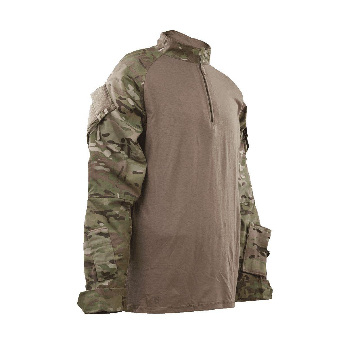 Košile taktická COMBAT TRU XTREME rip-stop MULTICAM® TRU-SPEC 25740 L-11