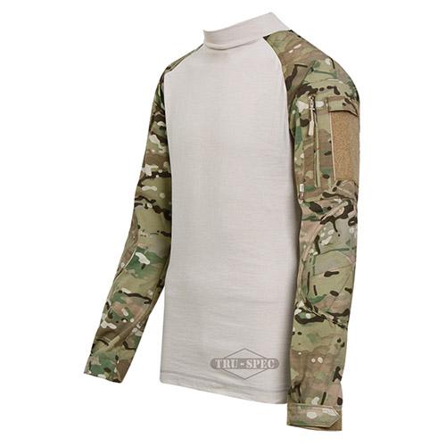 Košile taktická COMBAT rip-stop MULTICAM® TRU-SPEC 255000 L-11