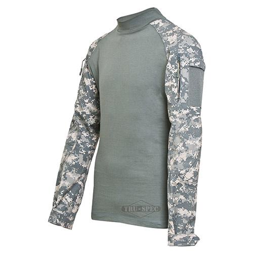 Košile taktická COMBAT Cordura rip-stop ACU DIGITAL TRU-SPEC 25510 L-11