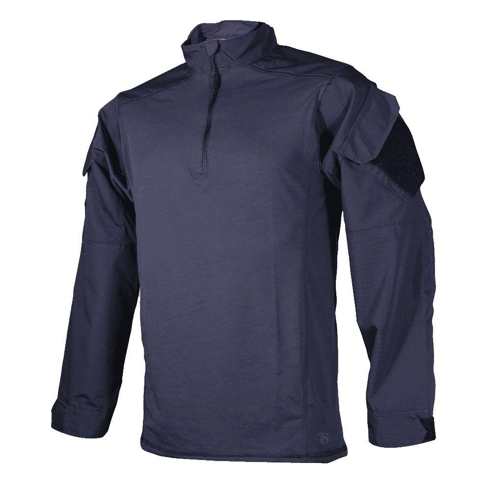 Košile taktická URBAN FORCE TRU 1/4 ZIP MODRÁ TRU-SPEC 25770 L-11