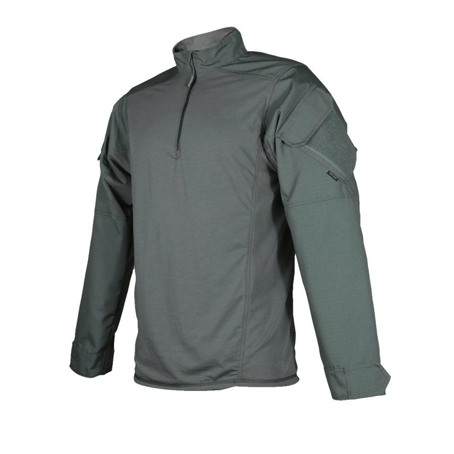 Košile taktická URBAN FORCE TRU 1/4 ZIP ZELENÁ TRU-SPEC 25840 L-11
