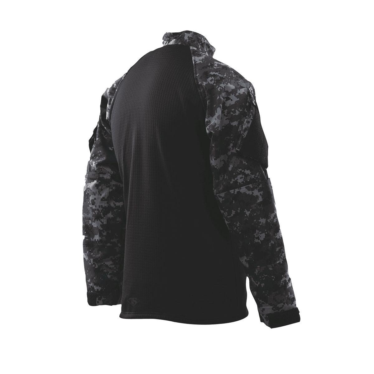 Košile taktická 1/4 zip COLD WEATHER DIGITAL URBAN TRU-SPEC 25940 L-11