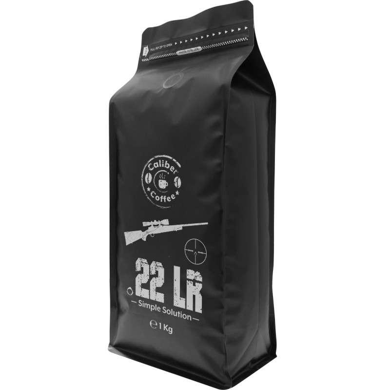 Káva CALIBER COFFEE .22 LR 1000g