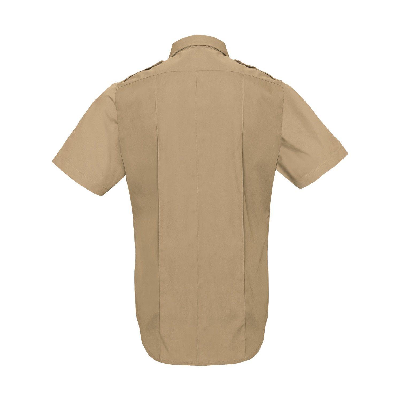 Košile POLICIE A SECURITY krátký rukáv KHAKI ROTHCO 30035 L-11