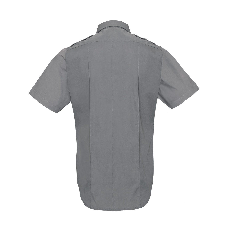 Košile POLICIE A SECURITY krátký rukáv ŠEDÁ ROTHCO 30045 L-11