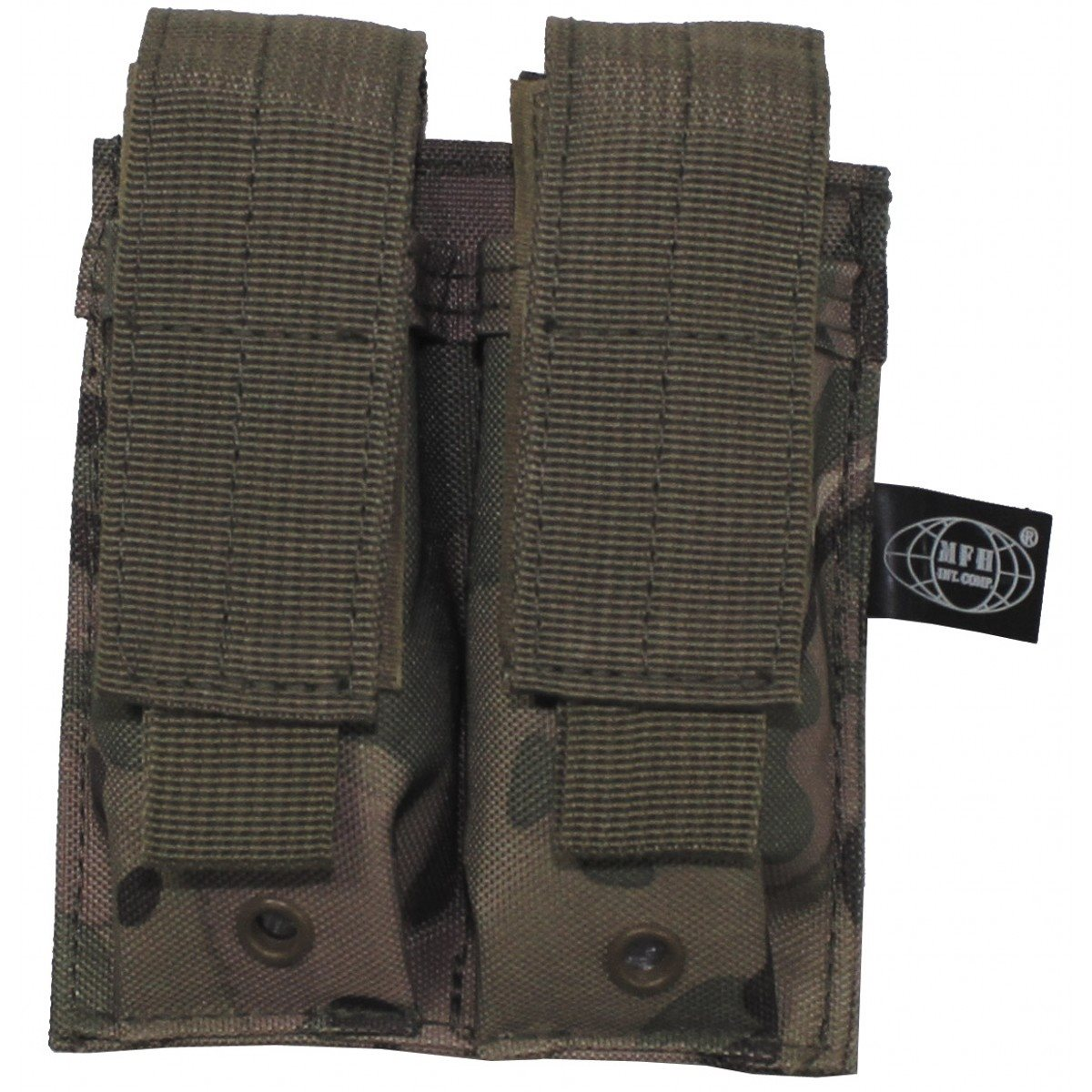 Sumka MOLLE na dva pistolové zásobníky OPERATION CAMO