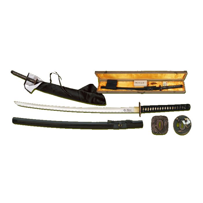 Meč KATANA SET Albainox 31629 L-11