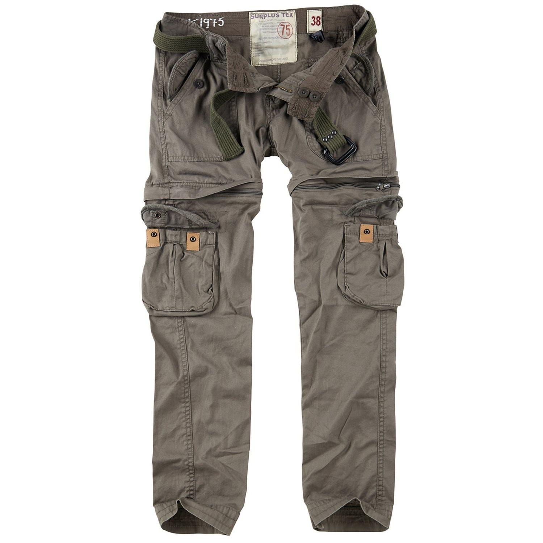 SURPLUS | Kalhoty dámské TREKKING PREMIUM ZELENÉ vel.XL/40