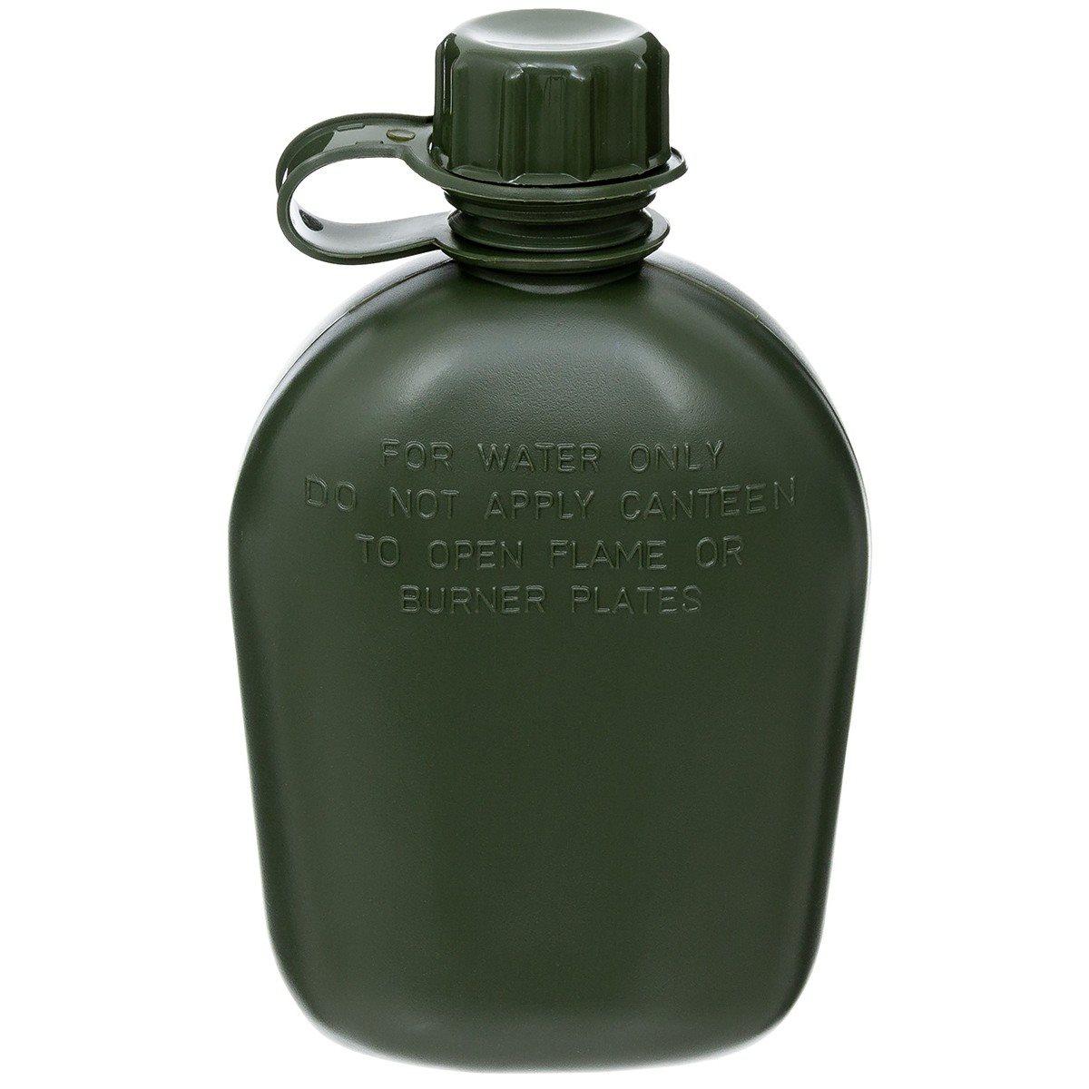 Láhev US plastová 1L ZELENÁ