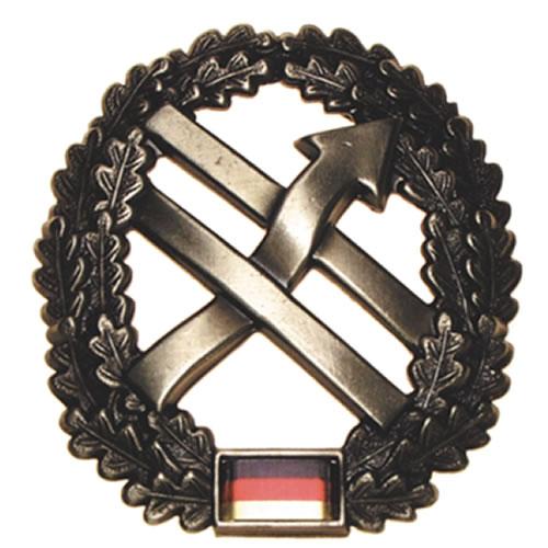Odznak BW na baret PSV kovový