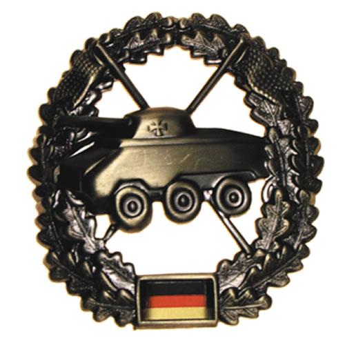 Odznak BW na baret Panzeraufklärungstruppe kovový
