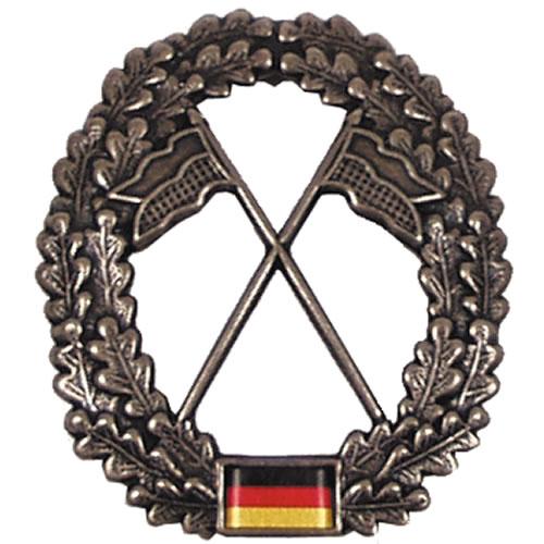 Odznak BW na baret Heeresaufklärer kovový