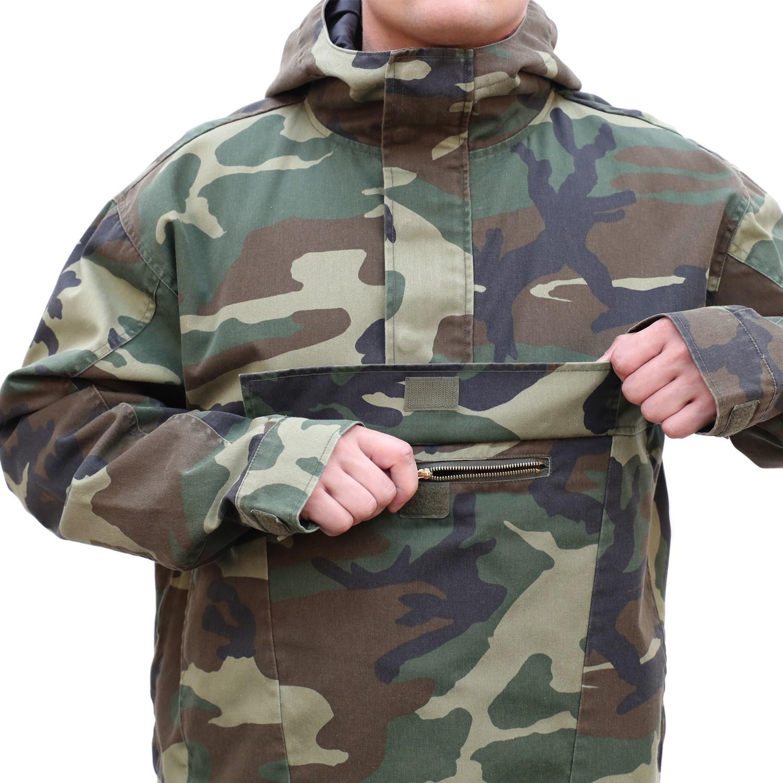 Bunda s kapucí PARKA US WOODLAND ROTHCO 3847 L-11