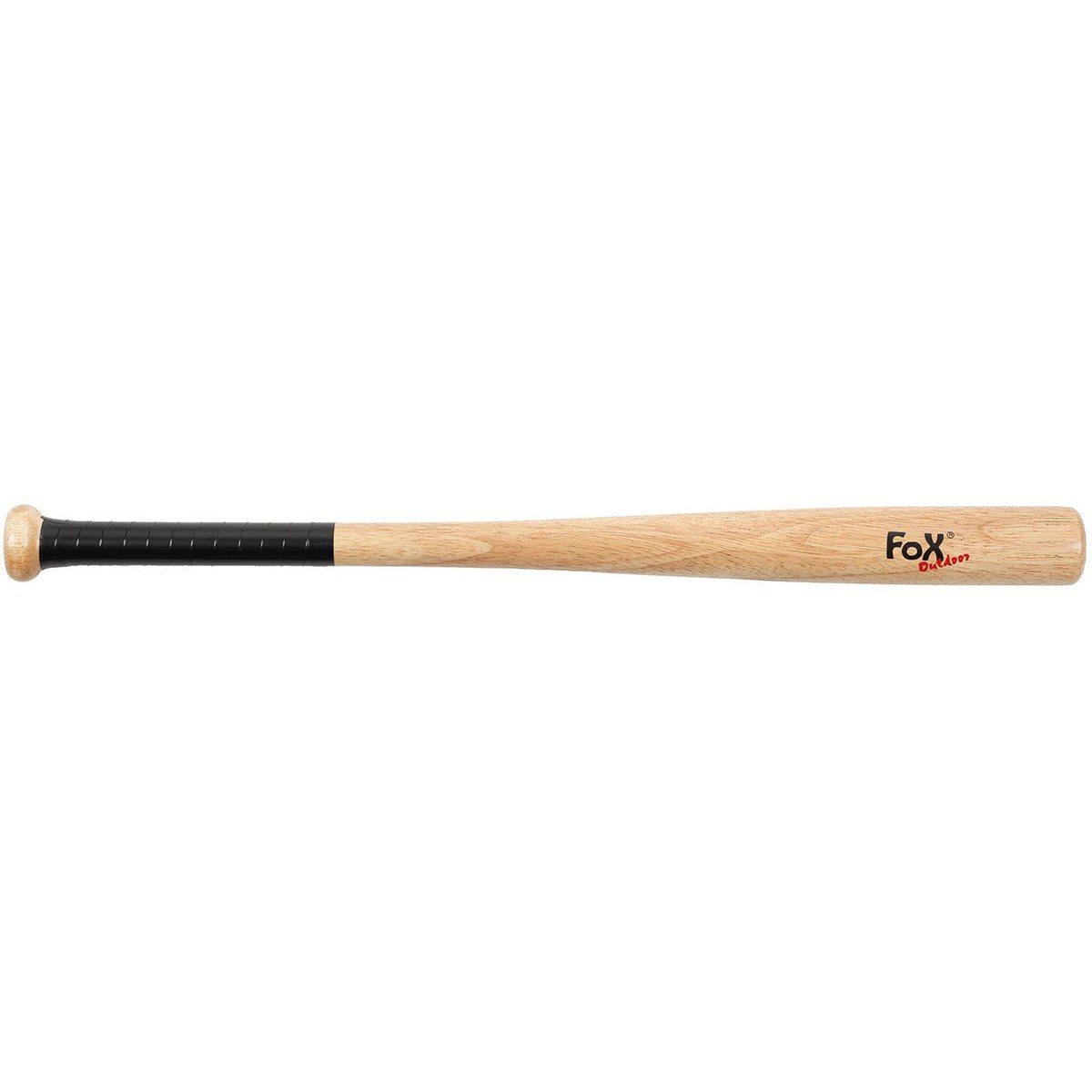 MFH int. comp. Pálka baseballová dřevo 66 cm NATUR
