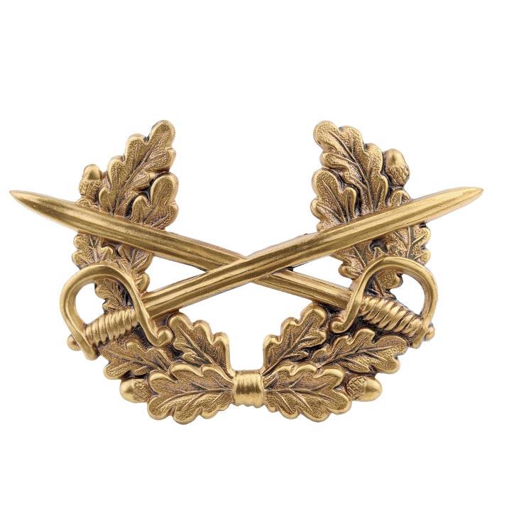 Odznak BW na čepici HEER BRONZOVÝ