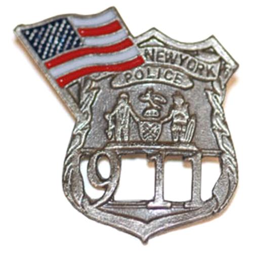 Odznak NEW YORK POLICE