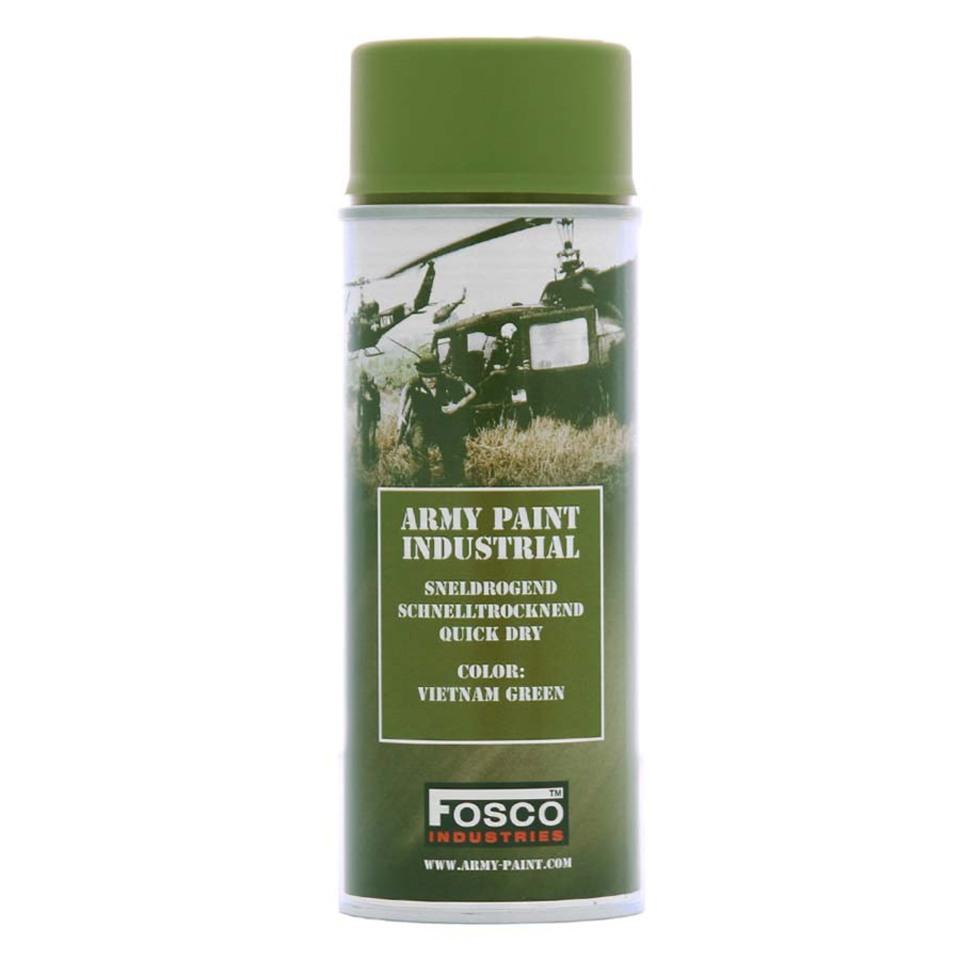FOSCO Barva ARMY ve spreji 400ml VIETNAM GREEN
