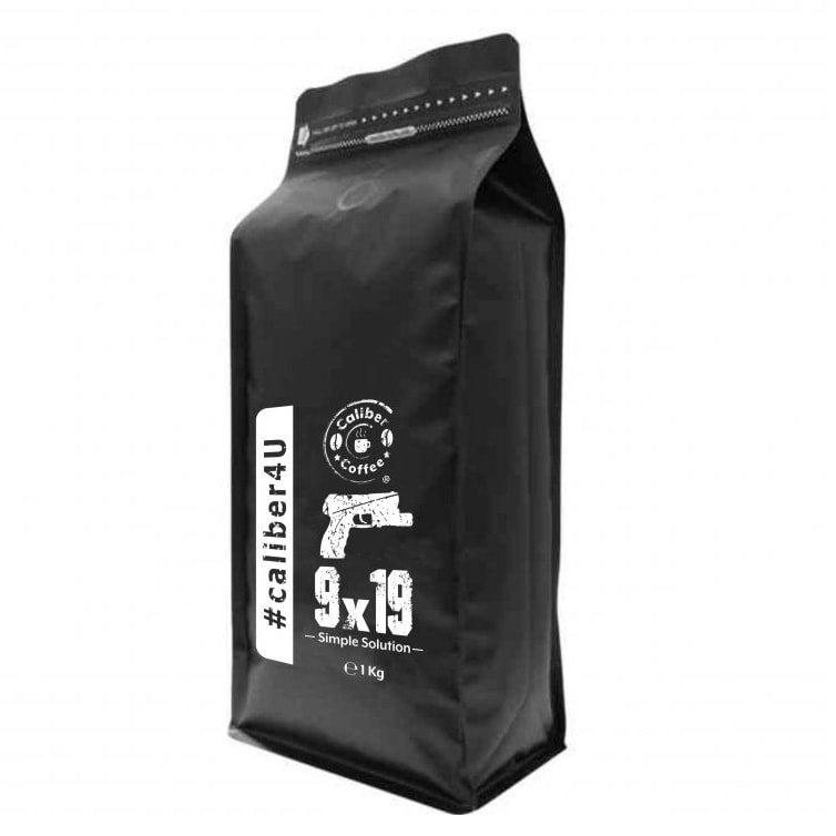 Káva CALIBER COFFEE 9mm 1000g