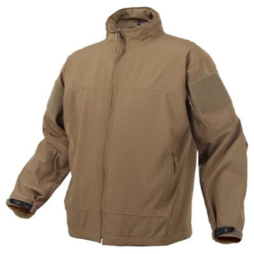 Bunda SPEC OPS softshell COYOTE ROTHCO 5862 L-11
