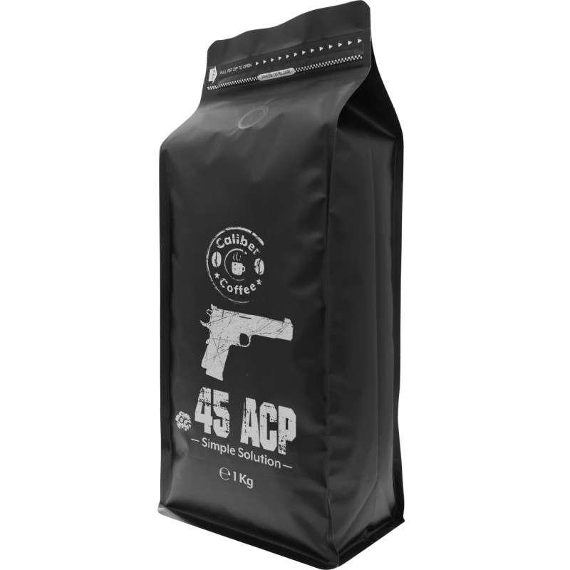 Káva CALIBER COFFEE .45 ACP 1000g