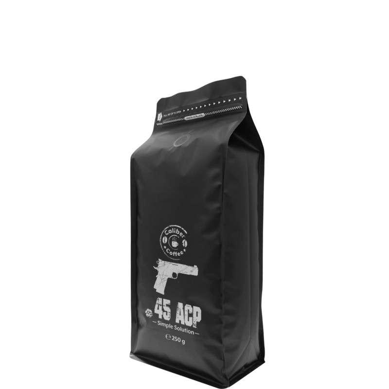 Káva CALIBER COFFEE .45 ACP 250g