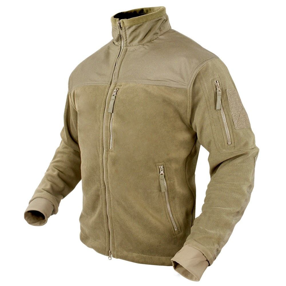 Bunda ALPHA MICRO FLEECE TAN CONDOR OUTDOOR 601-003 L-11