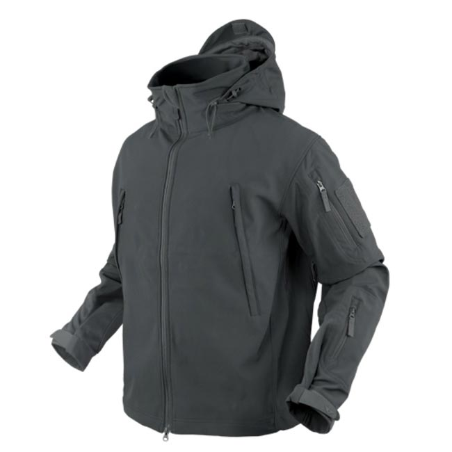 Bunda Summit SOFTSHELL GRAPHITE CONDOR OUTDOOR 602-018 L-11