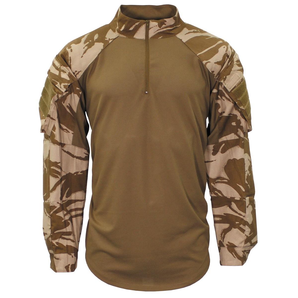 Košile COMBAT taktická DPM DESERT Armáda Britská VSHISODDPMG L-11