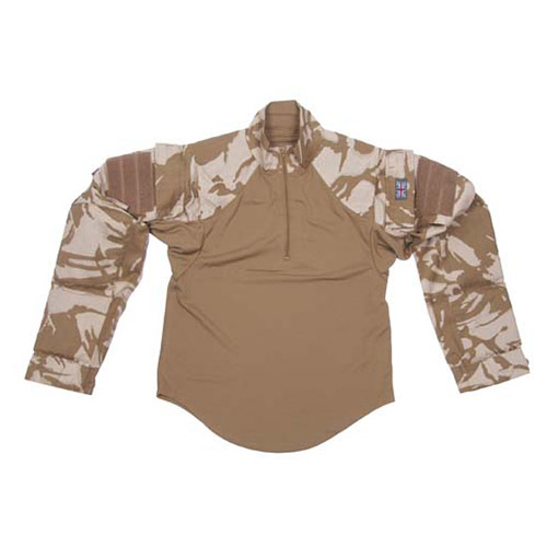 Košile COMBAT taktická DPM DESERT použitá Armáda Britská 602268 L-11