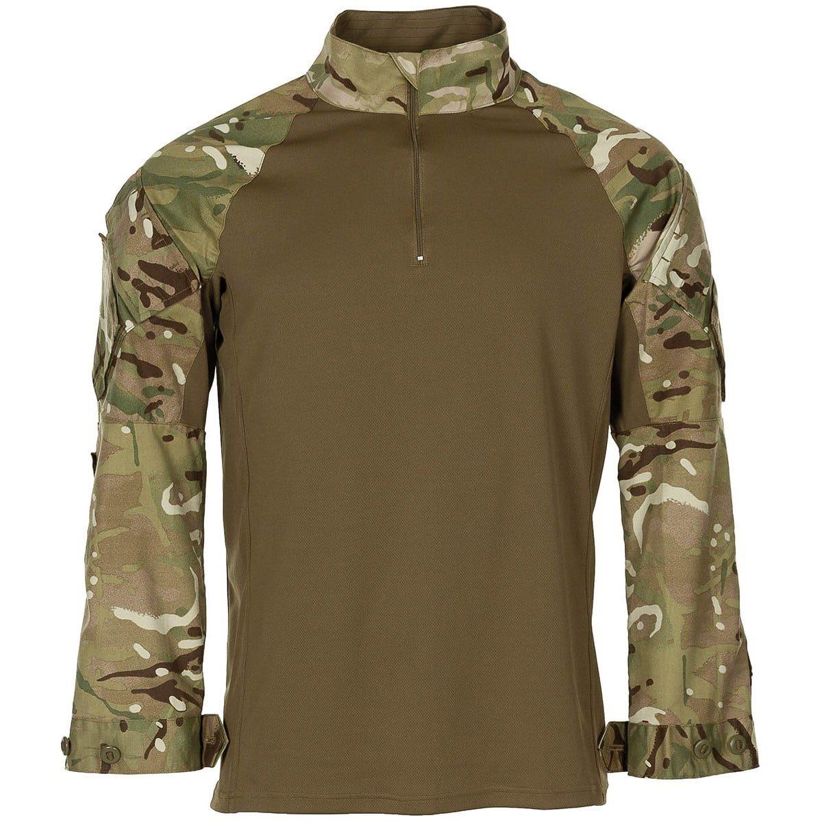 """Košile taktická britská Combat MTP """"Armour"""" Armáda Britská 602271 L-11"""