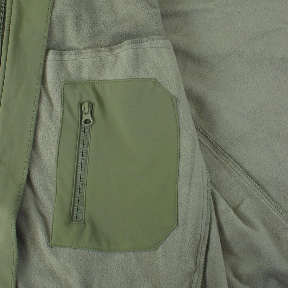 Bunda PHANTOM softshell ZELENÁ CONDOR OUTDOOR 606-001 L-11