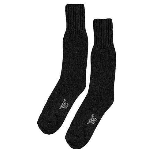 ROTHCO | Ponožky US H.W. COLD WEATHER ČERNÉ