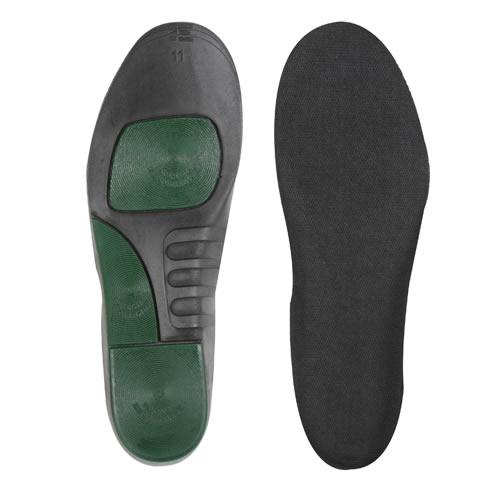 ROTHCO Vložky do bot tvarované ČERNÉ