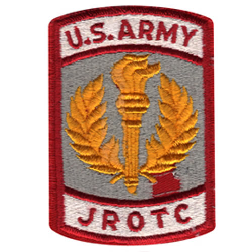 Nášivka US ARMY JROTC