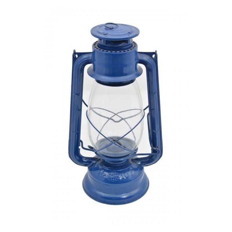 Lampa petrolejová METALOGLOBUS Nr.107 MODRÁ ostatní 750850 L-11