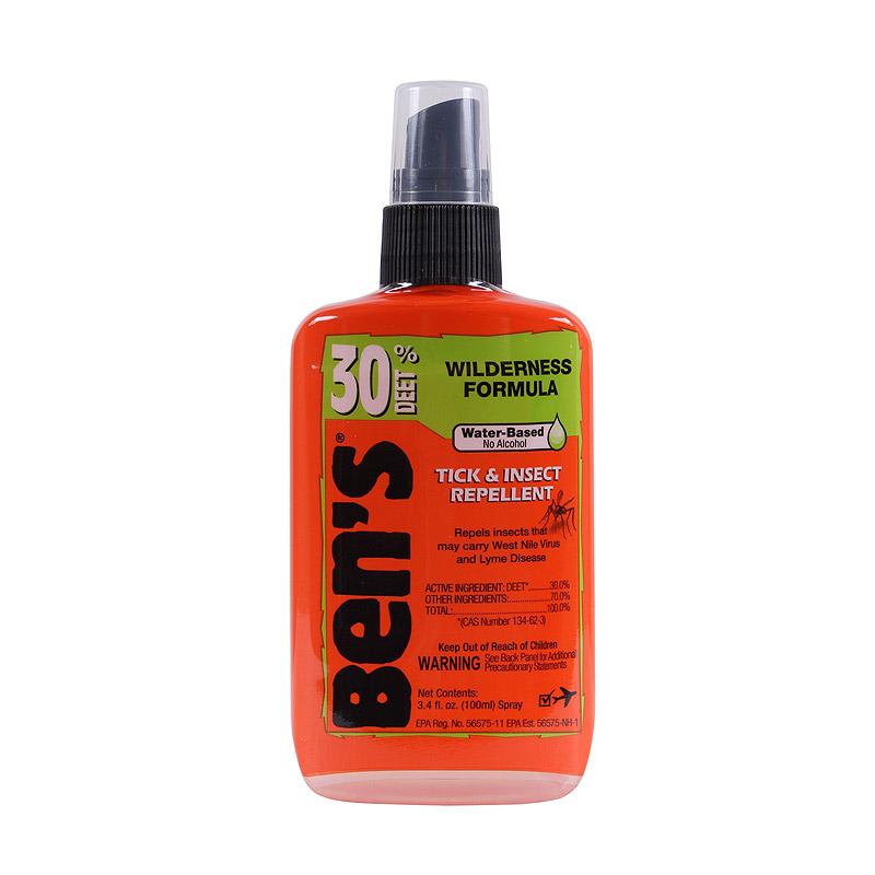 Repelent proti hmyzu BENS 30, 100 ml BEN'S 0002-1468-2 L-11