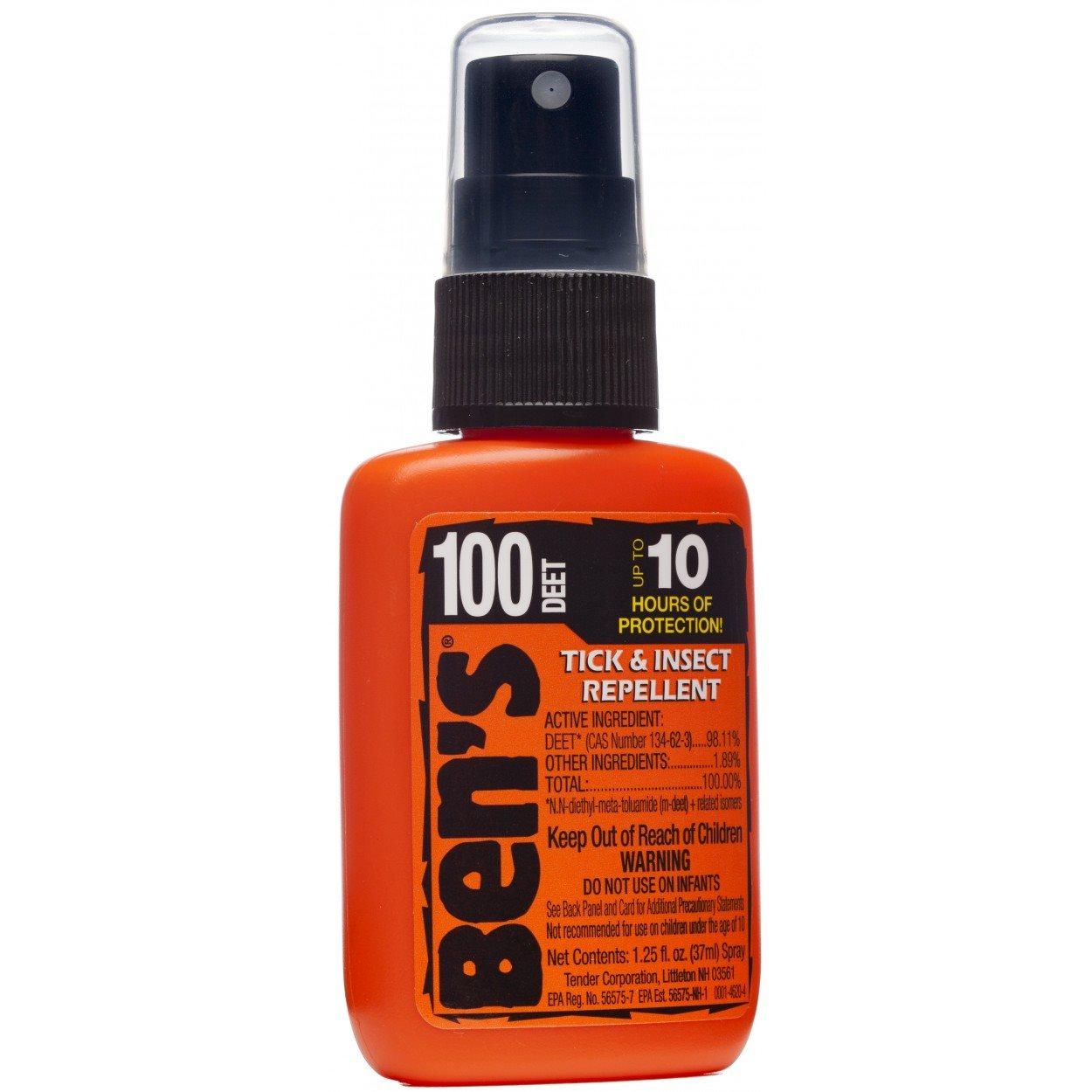 Repelent proti hmyzu BENS 100 30 ml BEN'S 0002-1450-9 L-11