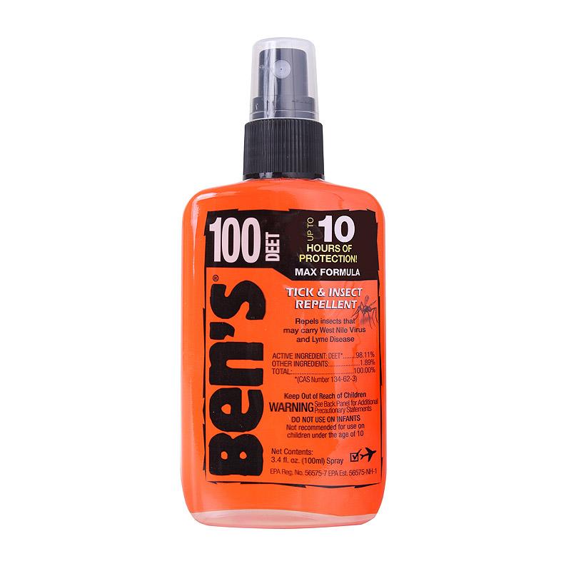 BEN'S | Repelent proti hmyzu BENS 100 DEET 100 ml