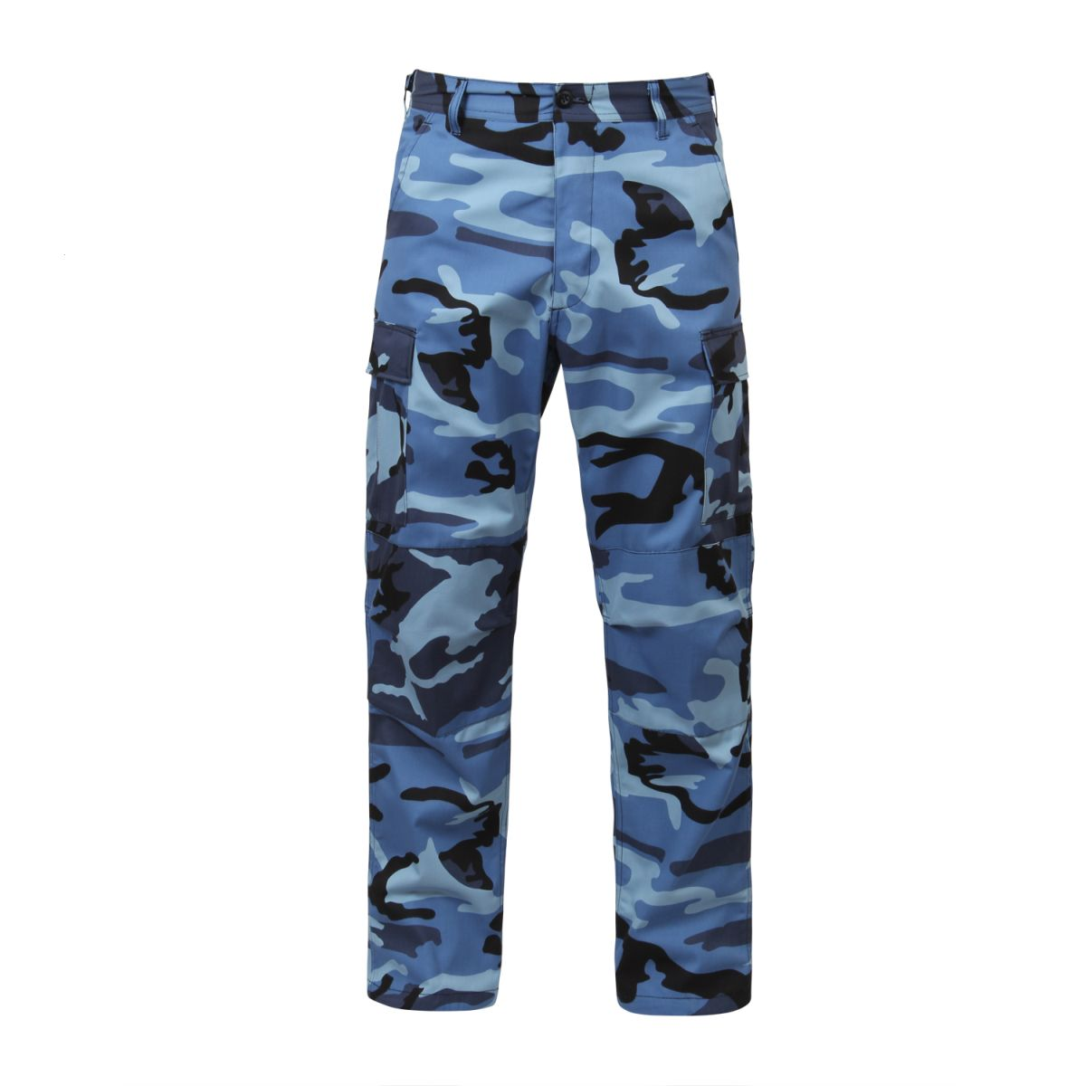 Kalhoty BDU SKY BLUE CAMO ROTHCO 7882 L-11