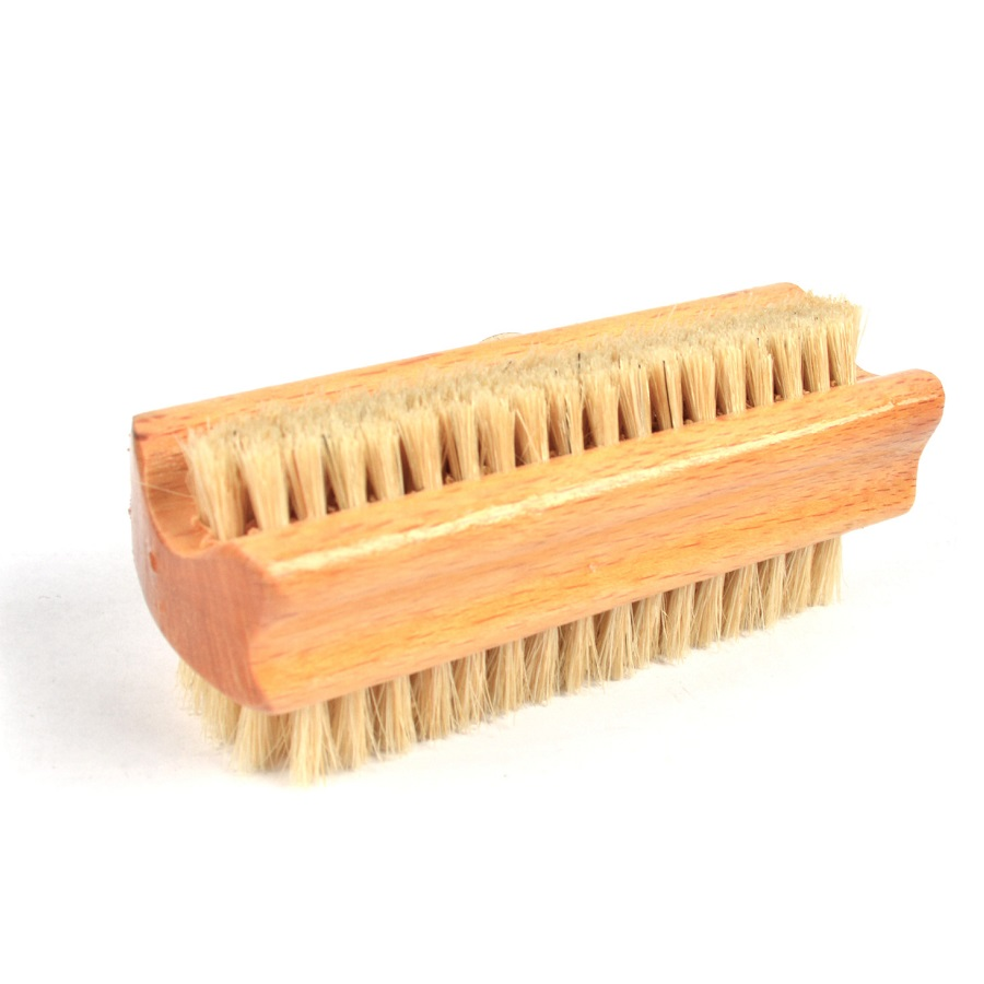 Kartáč dřevěný oboustranný AČR