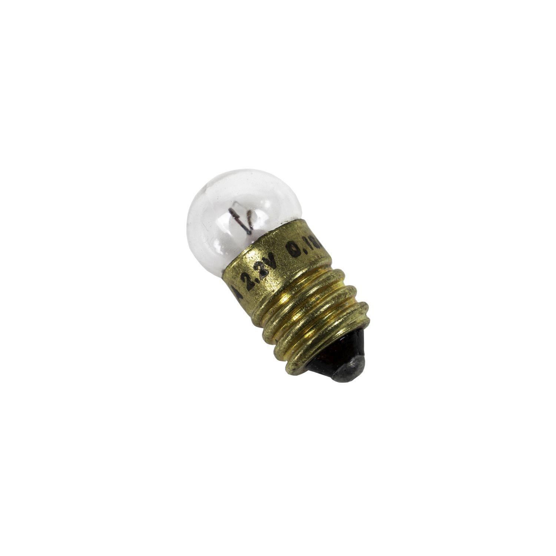 Žárovka náhradní pro svítilny 2,2V 0,18A