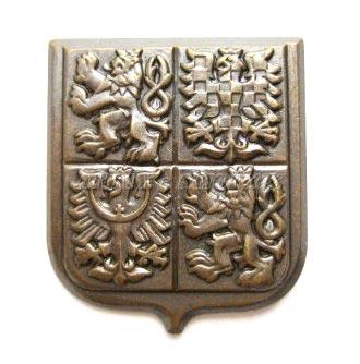Odznak AČR znak mosazný
