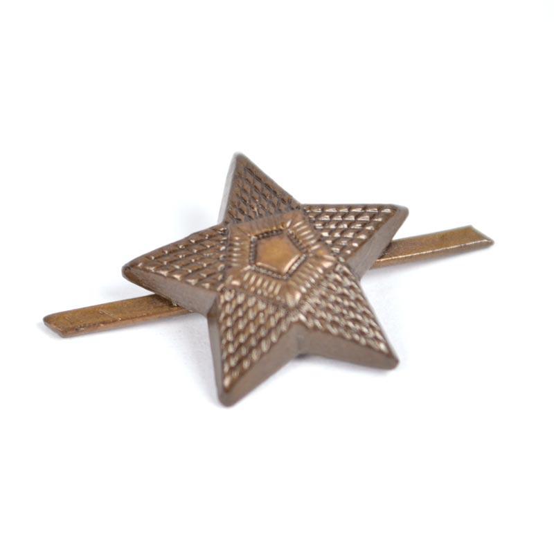 Odznak AČR hodnost hvězda bronzová velká