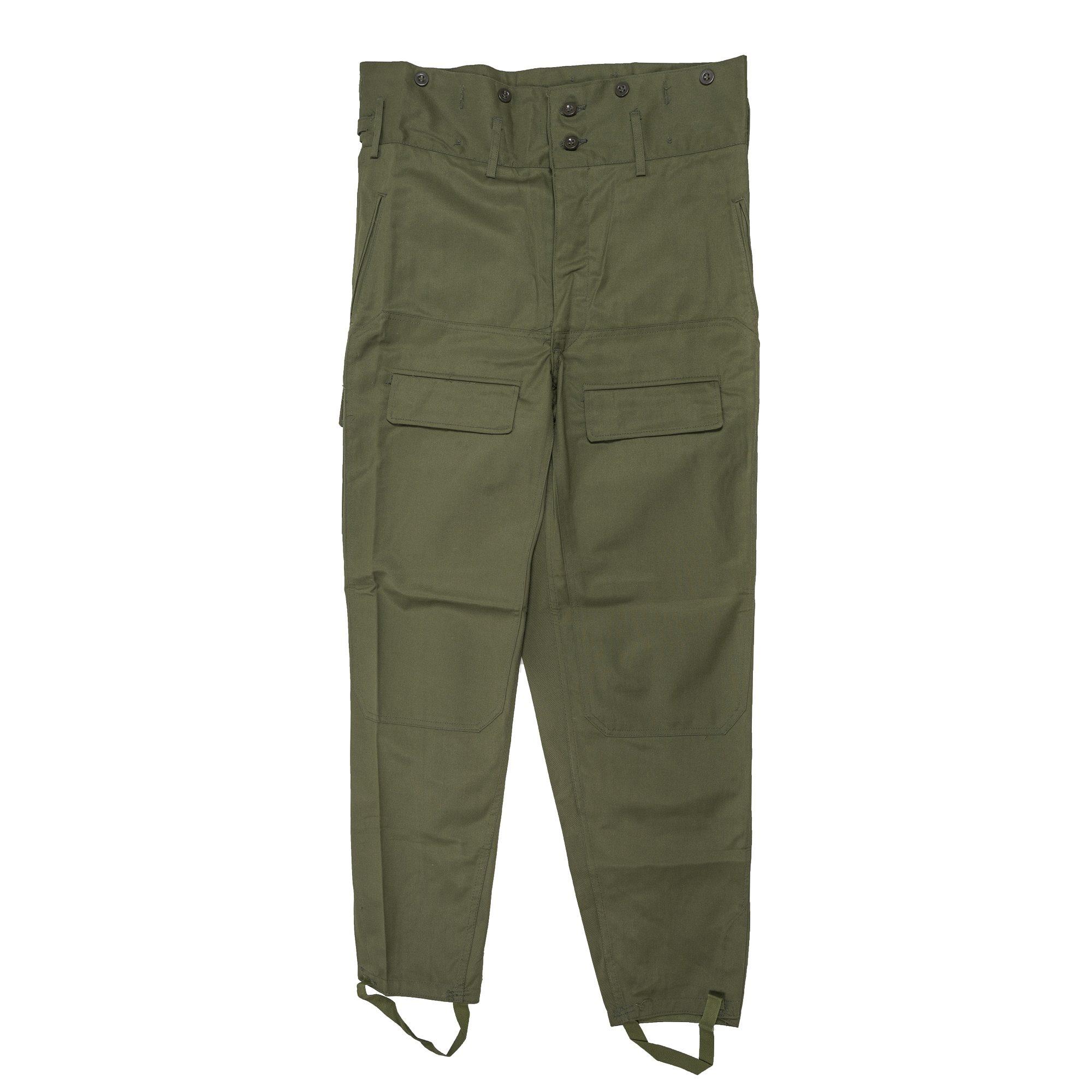 Kalhoty vz.85 nové zelené vel.172/100